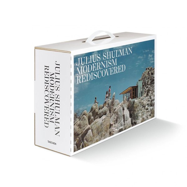 Julius Shulman: Modernism Rediscovered (3 Volumes)