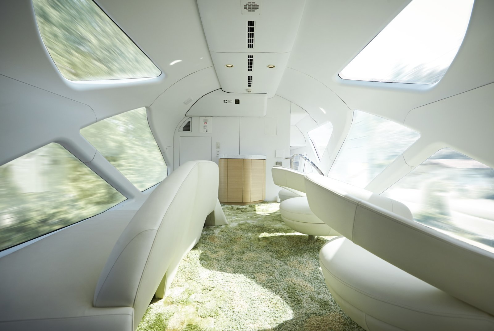 Journey Through Eastern Japan on a Luxury Sleeper Train