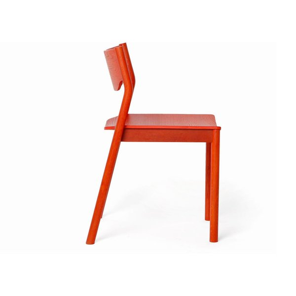 Resident Tangerine Dining Chair