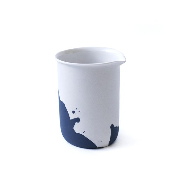 Guten Co. Cobalt Porcelain Beaker