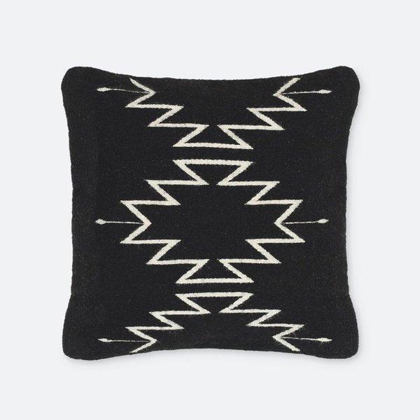 The Citizenry Tobala Pillow – Black