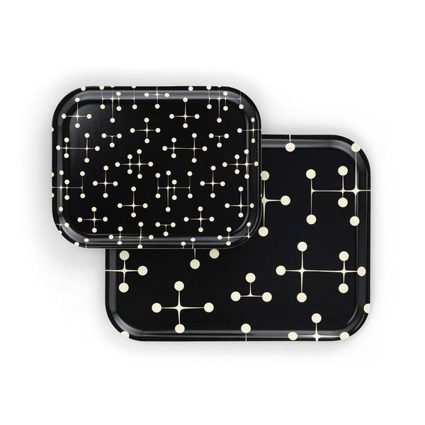 Eames Dot Pattern Reverse Dark Classic Trays