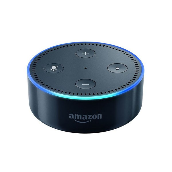 Amazon Echo Dot (2nd Generation) – Black
