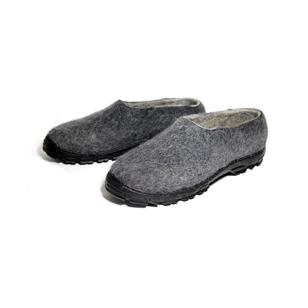 Felt Forma Organic Wool Shoes