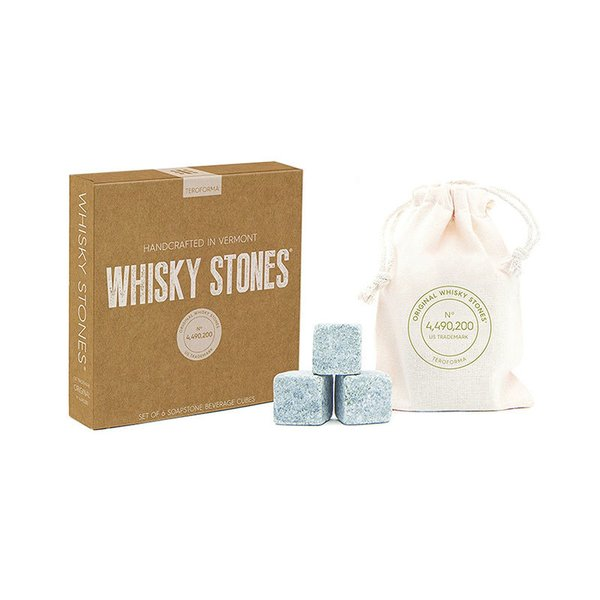 Handcrafted Whisky Stones
