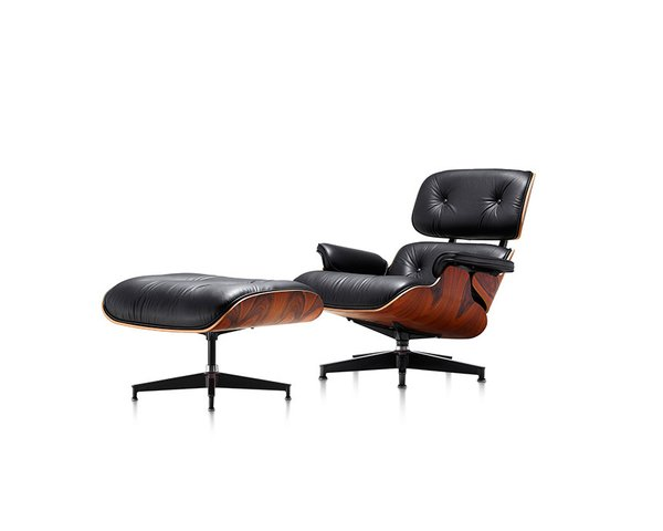 Eames® Lounge Chair and Ottoman by Herman Miller