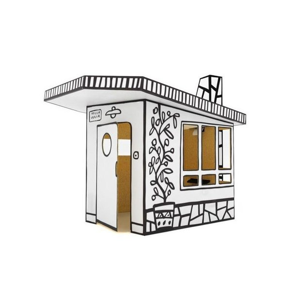 Magis Villa Julia Small Cardboard House
