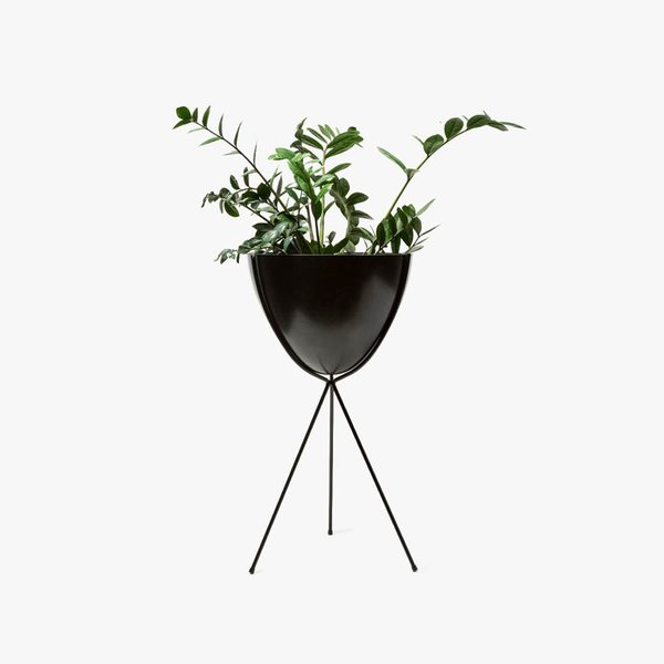 Hip Haven Tall Black Stand – Black Bowl