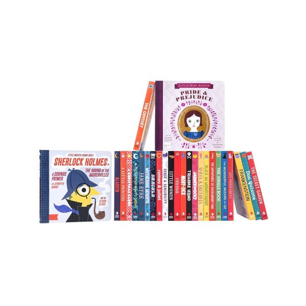 BabyLit Complete Book Set