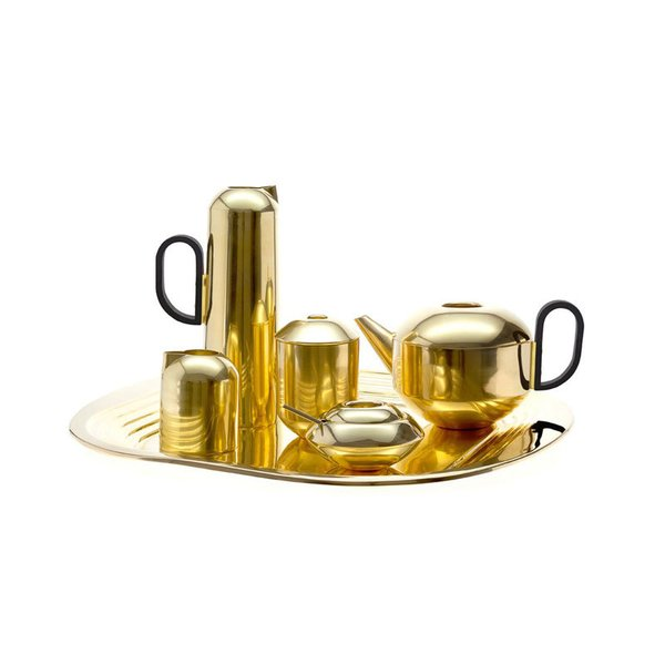 Tom Dixon Form 6 Piece Tea Set