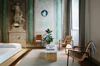 A 16th-Century Florentine Palazzo Is Transformed Into an Artist Residency