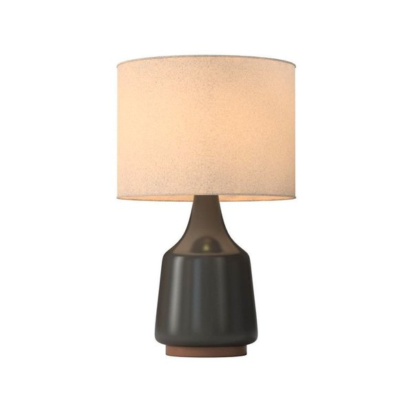 West Elm Morten Table Lamp – Black