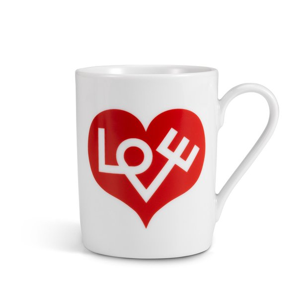 Vitra Coffee Mug, Love Heart