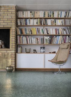 Swedish Designer Bruno Mathsson's Home Is a Perfect Midcentury Time Capsule - Photo 3 of 11 -