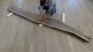 Dwell Made Presents: DIY Walnut Dining Table - Photo 1 of 12 -