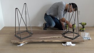 Dwell Made Presents: DIY Walnut Dining Table - Photo 7 of 12 -
