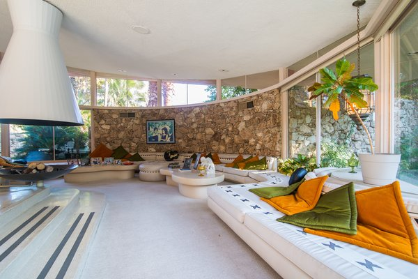 Elvis Presley's Palm Springs Honeymoon Retreat Hits the Market