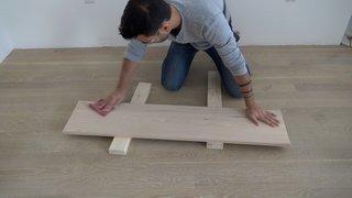 Dwell Made Presents: DIY Black Oak Bench - Photo 3 of 9 -