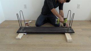 Dwell Made Presents: DIY Black Oak Bench - Photo 7 of 9 -