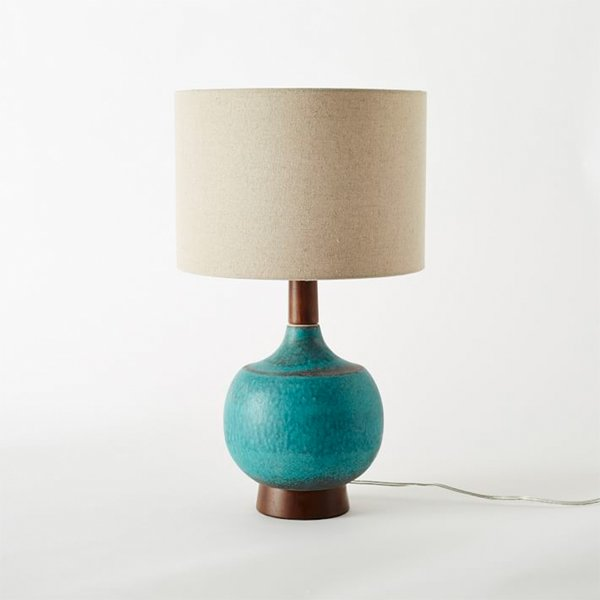 Modernist Table Lamp by West Elm
