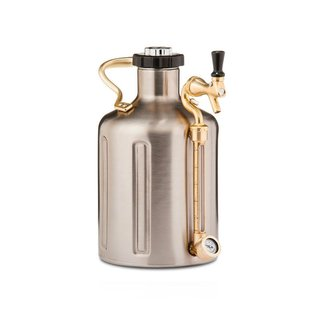 GrowlerWerks' Keg-Growler