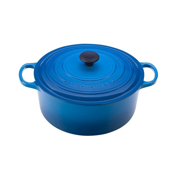Le Creuset Signature Enameled Cast-Iron 9-Quart Round French (Dutch) Oven