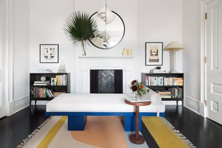 A 19th-Century Schoolhouse in Brooklyn Becomes a Classy Apartment