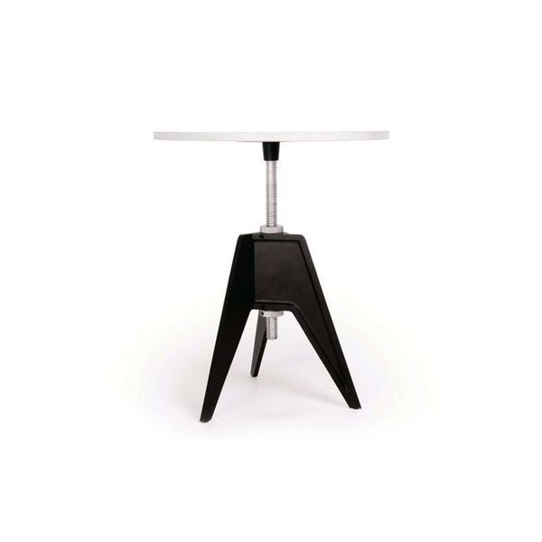 Screw Base Table - Marble from Tom Dixon