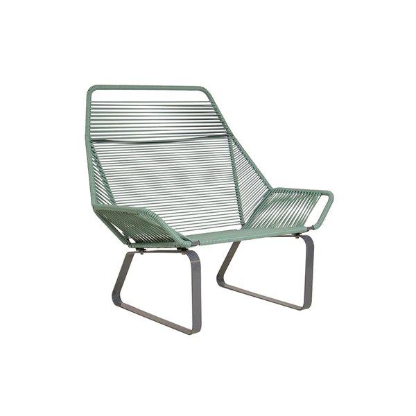 Cord Lounge Chair - Moss by Ilan Dei Venice