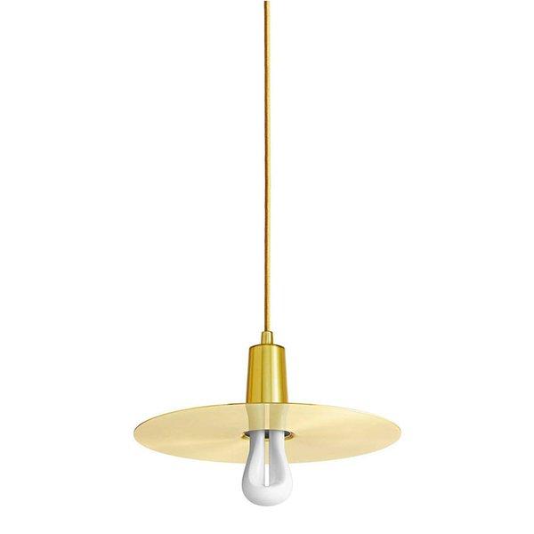 Drop Hat LED Pendant Light by Plumen
