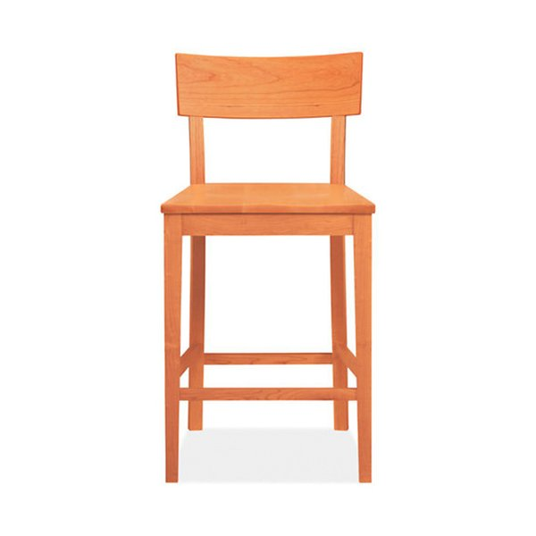 Doyle Counter Stool with Wood Seat from Room & Board