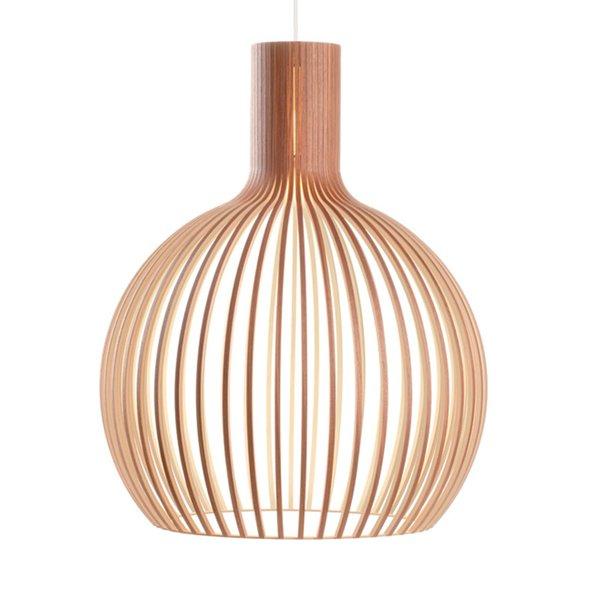 Octo 4240 pendant lamp by Seppo Koho, for Secto Design