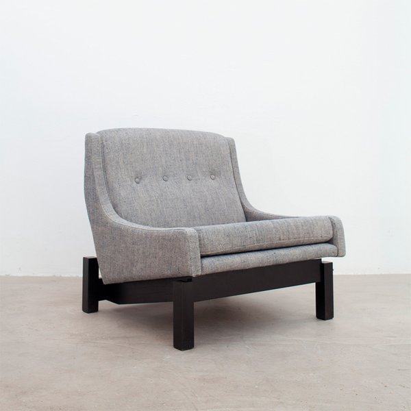 Paraty Armchair by Sergio Rodrigues