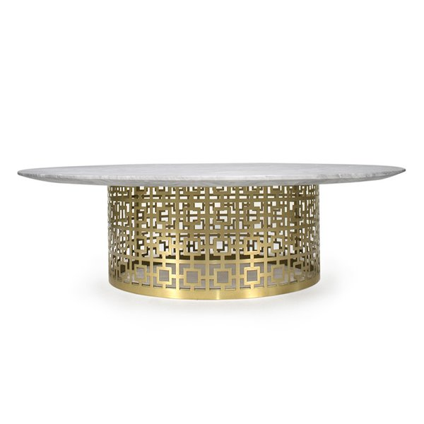 NIXON COCKTAIL TABLE by Jonathan Adler
