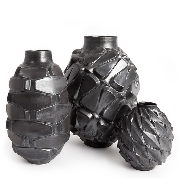 GRENADE BRICKS VASE by Jonathan Adler