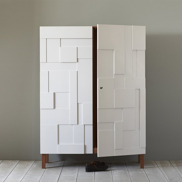 Alba armoire by PINCH