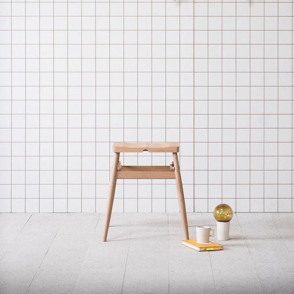 Imo Folding stool by PINCH