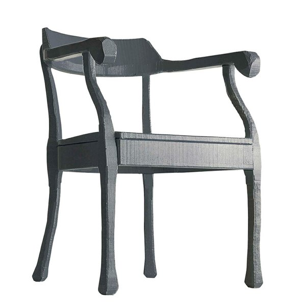 Raw Chair by Jens Fager, from Muuto
