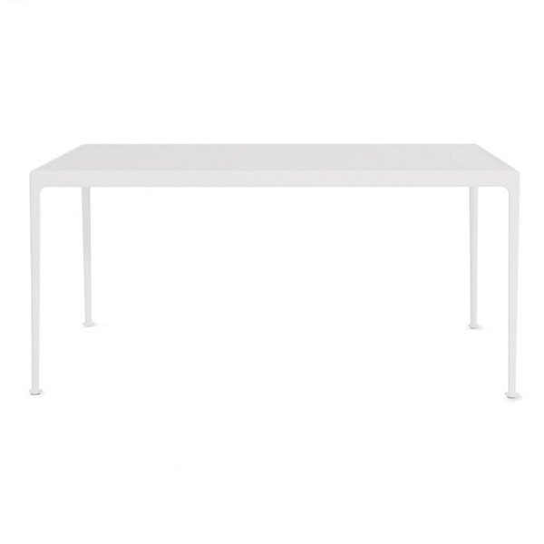 1966 Collection Porcelain Dining Table by Richard Schultz for Knoll