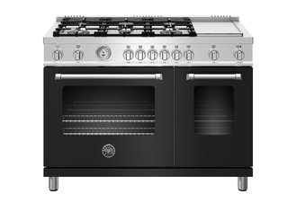 Watch Out For These Two Kitchen and Bath Trends in 2018 - Photo 15 of 32 - Master series by Bertazzoni</p><p>From $4,149 Matte black is the latest color choice in Bertazzoni's Master series. Available in spring 2018, the new option will be offered in all-gas, dual-fuel, and induction models and in sizes starting at 24 inches.