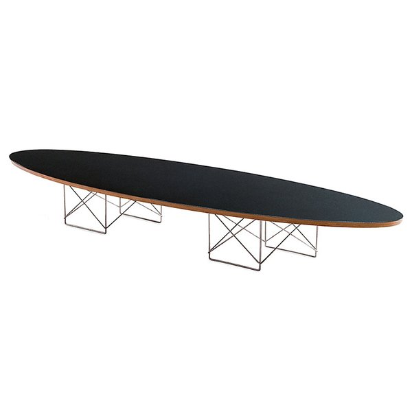 Eames® Elliptical Table Designed by Charles and Ray Eames for Herman Miller