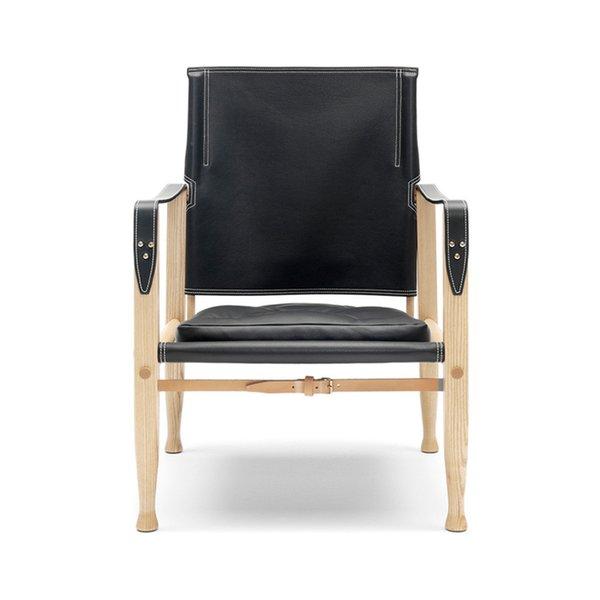 47000 safari chair by Kaare Klint, for Carl Hansen & Son