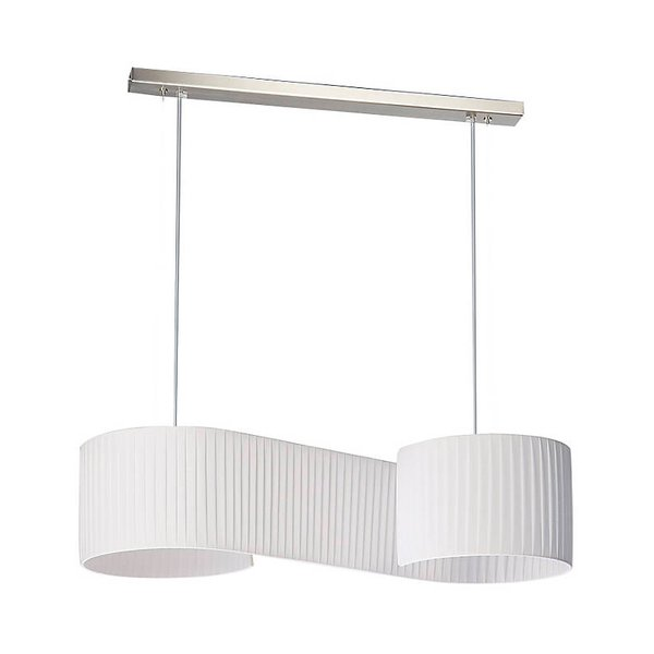 Duna Linear Suspension lamp By Eloy Puig, for El Torrent