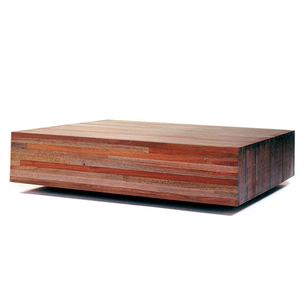 aulia coffee table by Henk Vos, for Linteloo