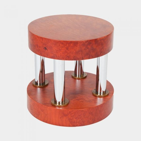 Hyatt side table by Ettore Sottsass, for Memphis
