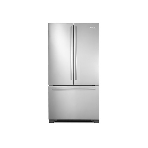"72"" Counter Depth French Door Refrigerator from Jenn-Air"