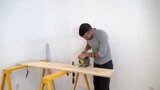 Dwell Made Presents: DIY Leather Bench - Photo 1 of 8 -