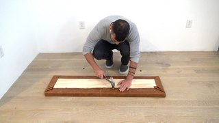 Dwell Made Presents: DIY Leather Bench - Photo 5 of 8 -