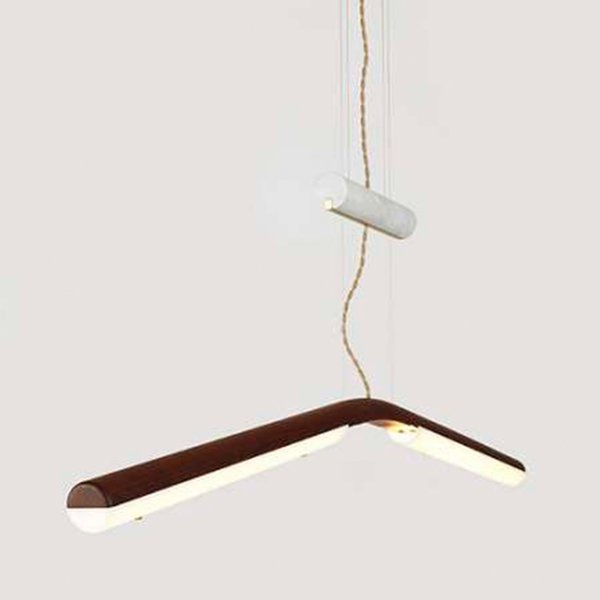 Counterweight Pendant Light by Fort Standard, from Roll and Hill