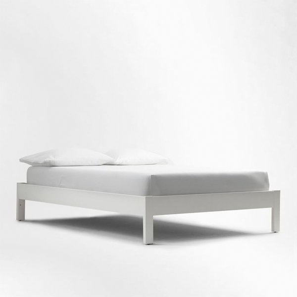 Simple Bed Frame by West Elm